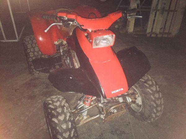 Honda trx300 ex 4 wheeler