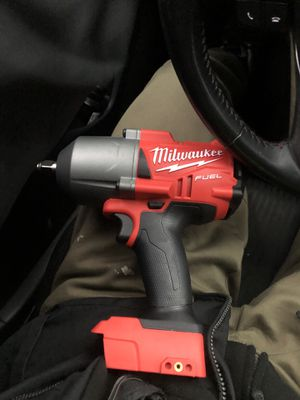 BRAND NEW MILWAUKEE 18 FUEL IMPACT WRENCH JUST TOOL!!! for Sale in Laurel, MD
