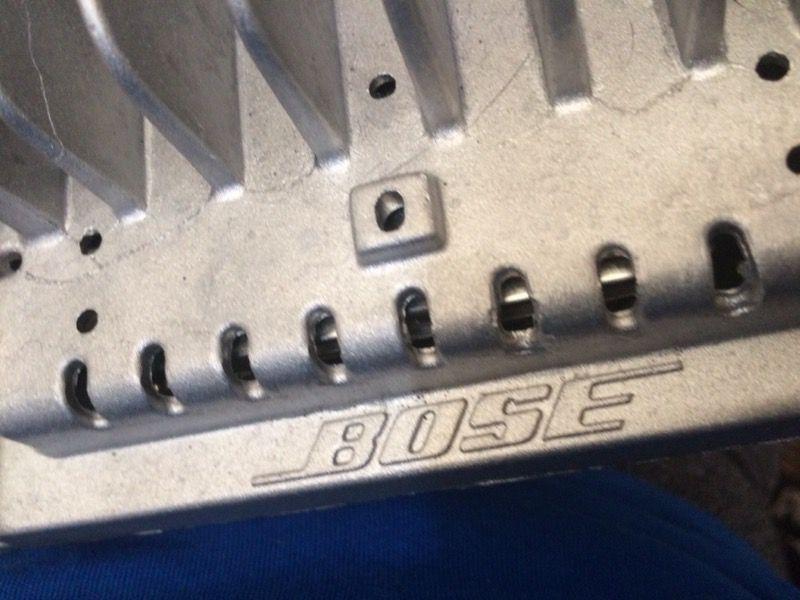 Bose AMP