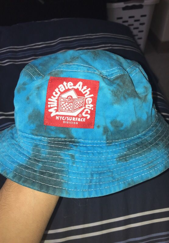 Milkcrate-Athletics Bucket Hat for Sale in Bay Point 5bb83a77c8e5