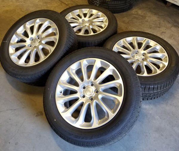 Land Rover / Range Rover 20 Inch Wheels And Tires TPMS