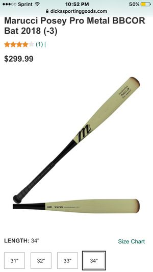 New and Used Bbcor bats for Sale in Euless, TX - OfferUp