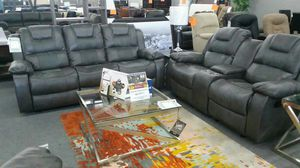 Taye Reclining Set for Sale in Mesa, AZ
