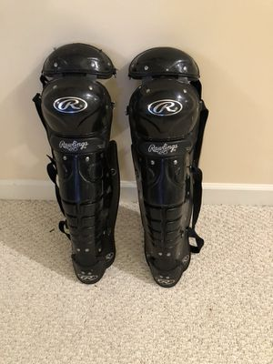 Rawlings Adult Catcher Guards for Sale in Middletown, MD