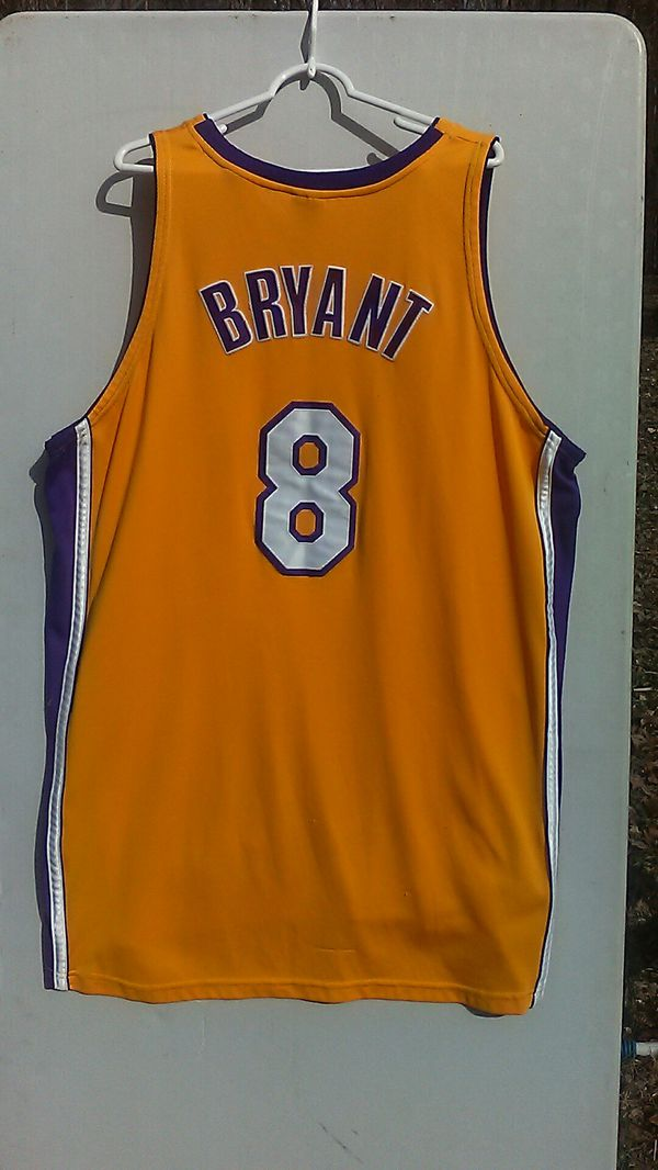 3f56b0d9fb9 New and Used Lakers jersey for Sale in Winston-Salem, NC - OfferUp