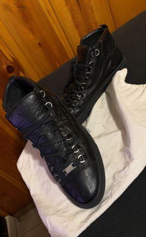 All black balenciaga size 11 for Sale in Washington, DC