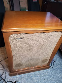 1958 Packard Bell Record/Stereo Console Thumbnail
