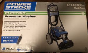 Pressure washer new sealed for Sale in Orlando, FL