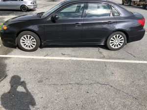 2010 Subaru Impreza 2.5i for Sale in Lansdowne, MD
