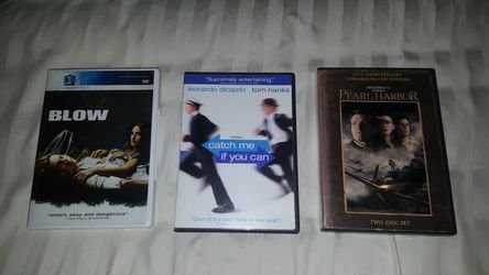 Blurays and DVDs Thumbnail