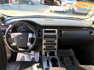 2009 Ford Flex Wagon Third Row Seating Cars Trucks In Huntington Park Ca Offerup