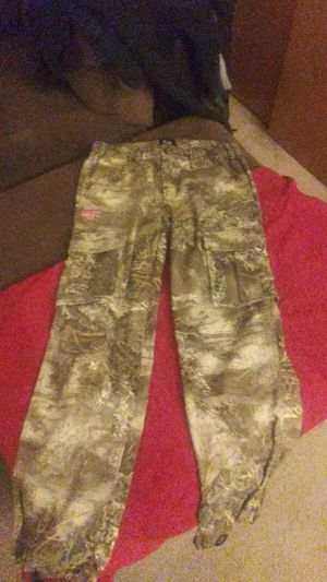 Realtree womens camo hunting pants for Sale in Portland, OR