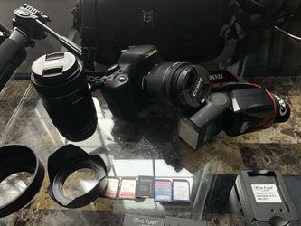 Canon Rebel T6i Camera Thumbnail