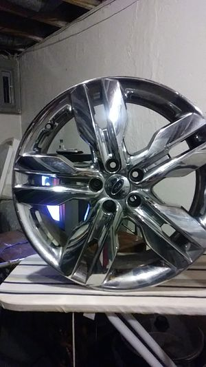 20in rims of ford edge for Sale in Detroit, MI