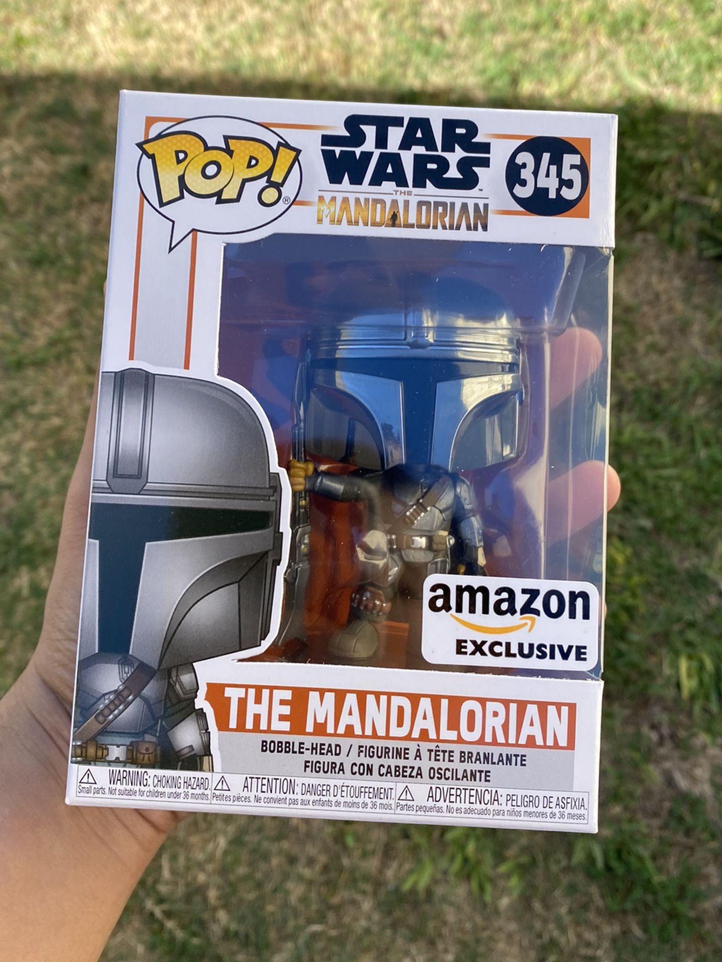 345 The Mandalorian Funko Pop