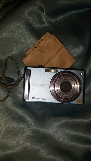 Lumix Powder Blue Camera for Sale in Fairfax, VA