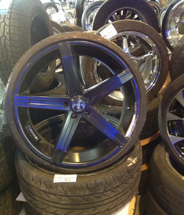Versante 5x120 22s Its Tires For Sale In Indianapolis, IN