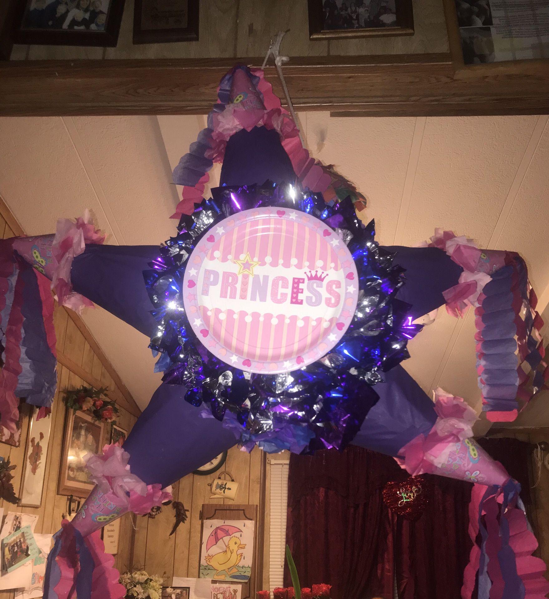 I do piñatas and sell them for b-days ! Call me