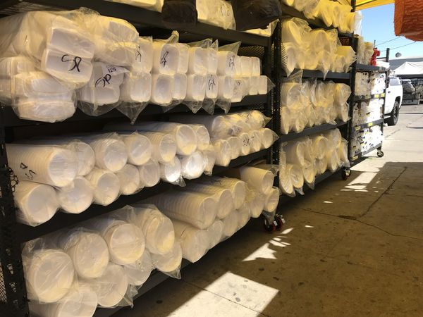 Foam plates, cups, cutlery wholesale and retail for Sale in Los Angeles, CA  - OfferUp