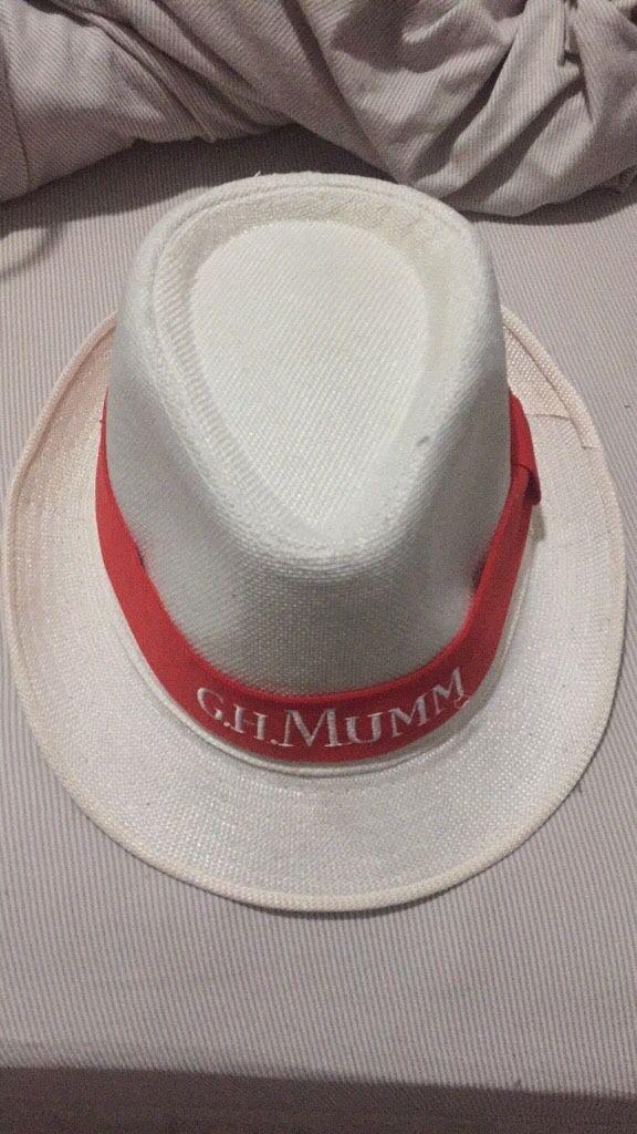 G.H. Mumm White Hat