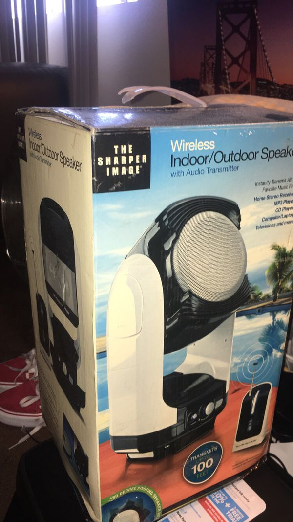 Sharper Image Indooroutdoor Speaker Electronics In Fontana Ca