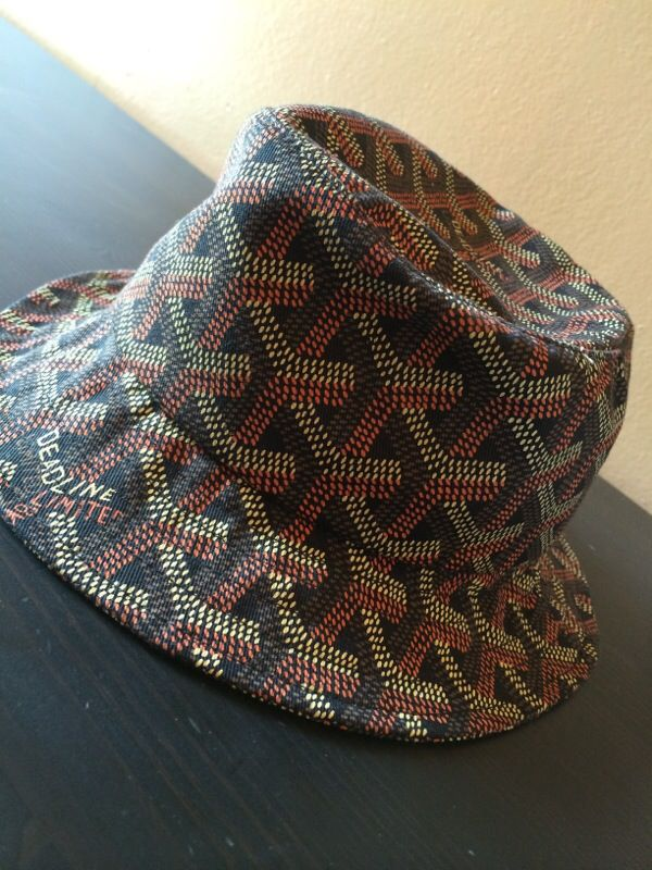 Goyard bucket hat rare for Sale in Norwalk 3ff906855cc
