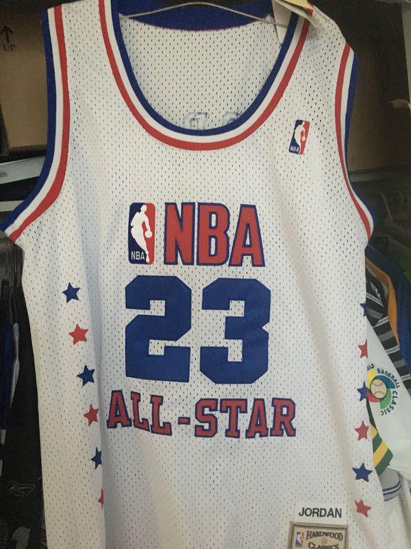new style 4534e 22f0b Michael Jordan all star jersey for Sale in San Ramon, CA - OfferUp