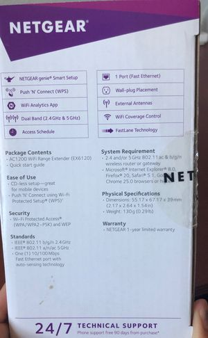 New and Used Netgear extender for Sale in Pasco, WA - OfferUp