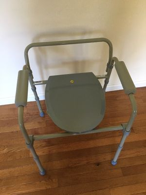 Brand new sitting toilet portable nursing for Sale in Lorton, VA