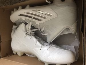 Photo Adidas football cleats size 13 new !!
