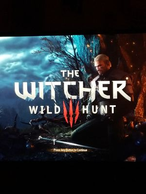 The Witcher 3 Wild Hunt Xbox One for Sale in Austin, TX