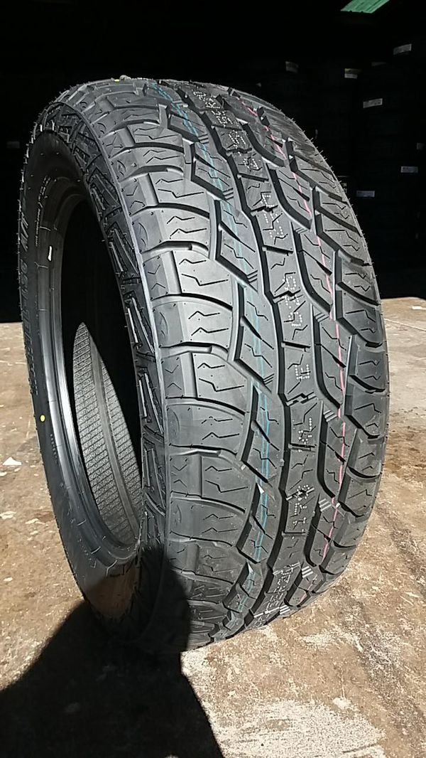 New Tires 275 55r20 All Terrain Tires A T For Sale In Pflugerville