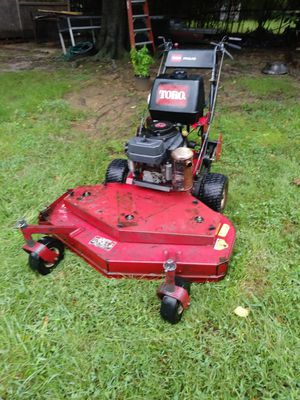 Toro 48 for Sale in Fort Washington, MD