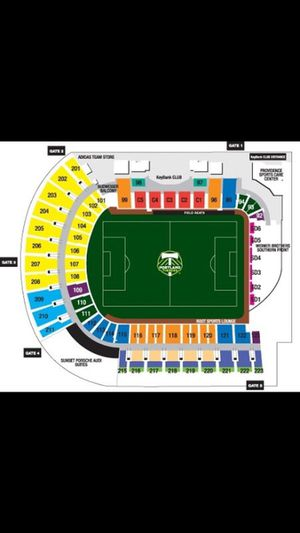 Portland Timbers vs Real Salt Lake (section 111) for Sale in Gresham, OR