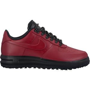 Mens Nike LF1 LUNAR FORCE 1 DUCK BOOT LOW Red Black AA1125 600 for Sale in Silver Spring, MD