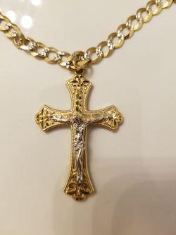 14k Gold chain Thumbnail