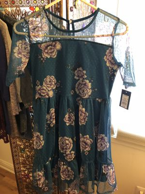 Girls sz 10/12 dress for Sale in Potomac, MD