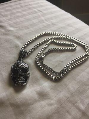 Skeleton Necklace for Sale in South Jordan, UT