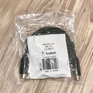 New Belkin HDMI to HDMI cable for Sale in Los Angeles, CA