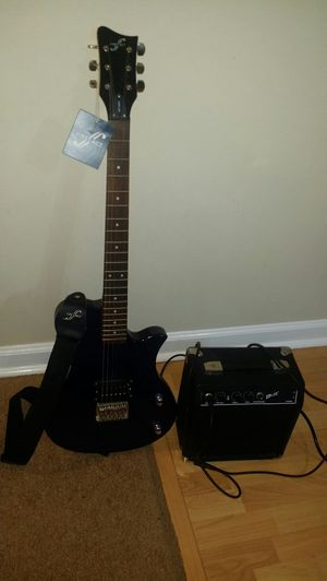 Electric Guitar for Sale in Germantown, MD