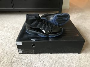 """Nike Air Jordan Retro 11 """"Cap and Gown"""" size 9.5 Brand New DS!!! for Sale in Montclair, VA"""