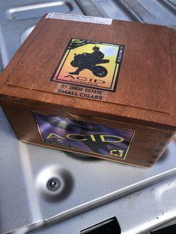 Cigar box Thumbnail