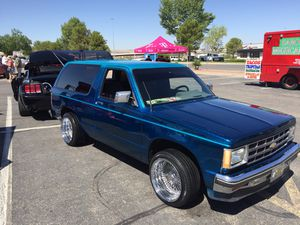New and Used Chevy blazer for Sale in El Paso, TX - OfferUp