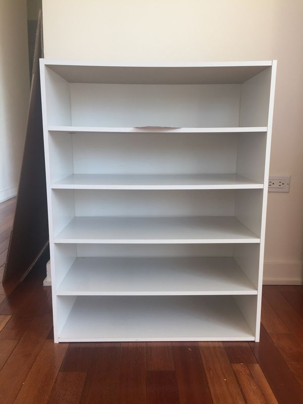 Closetmaid Stackable 5 Shelf Organizer For Sale In Queens Ny Offerup