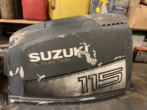 Photo Suzuki 115 outboard