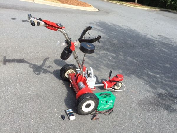 Kangaroo Golf Cart Motor Caddy for Sale in Charlotte, NC - OfferUp on kangaroo golf caddy remote control, best remote controlled golf cart, remote control golf cart, 1 person riding golf cart, kangaroo golf cart accessories, kangaroo carts on ebay, kangaroo golf cart parts,