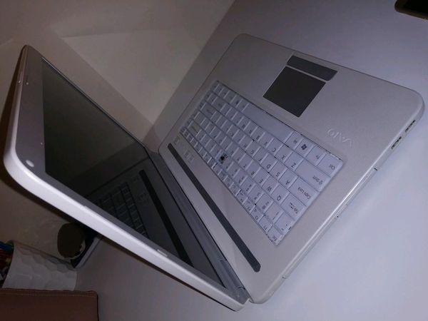 sony vaio windows 7