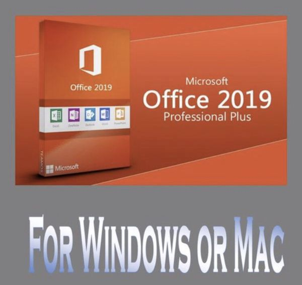 office 2019 professional plus trial