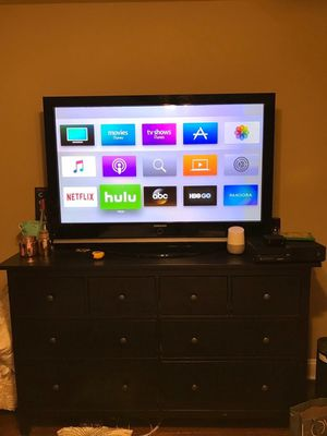 50 on samsung plasma for Sale in Baltimore, MD