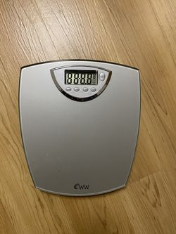 Digital Body Weight Scale  Thumbnail